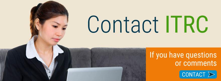 Contact ITRC